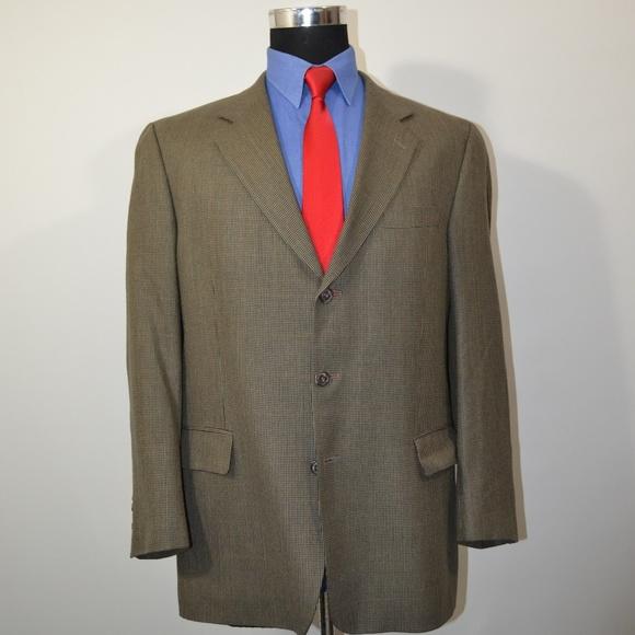 Jos. A. Bank Other - Jos A Bank 41R Sport Coat Blazer Suit Jacket Brown